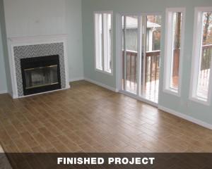 Complete Interior Rehab