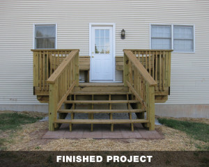 New Deck & Siding Repair